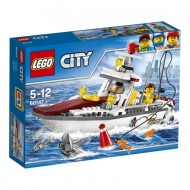 LEGO® City Great Vehicles Žvejybos kateris IŠPARDUOTA!